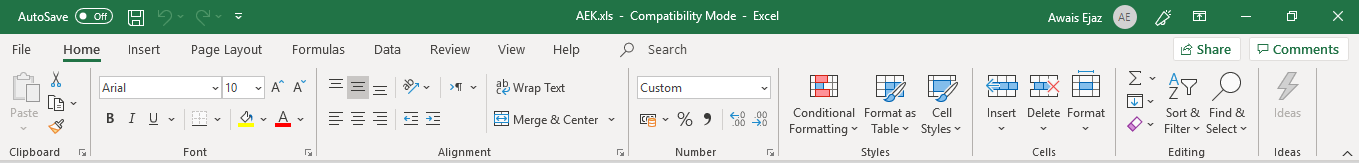 how to convert excel to txt 1