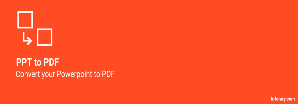 how to convert powerpoint to pdf - inforary