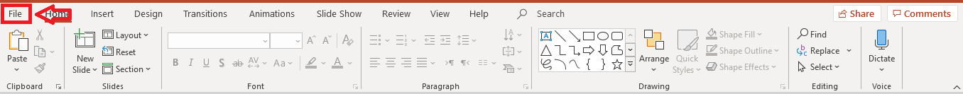 how to convert powerpoint to video 1